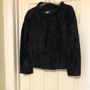 Marni Lamb Fur Jacket